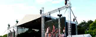 Stage Lighting & Sound